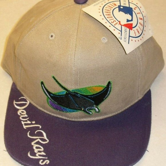 Drew Pearson Other - Tampa Bay Rays Vintage 90s Strapback hat Mlb New